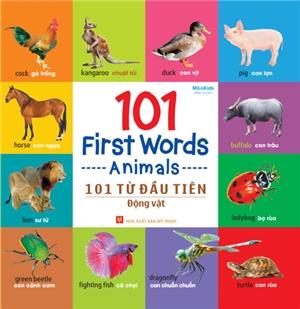 101 First Words - Animals / 101 từ đầu tiên - Động vật