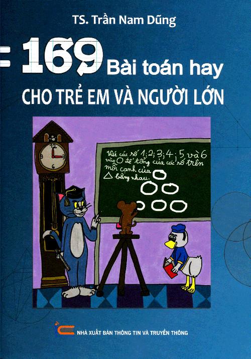 169 bài toán hay cho trẻ em và người lớn