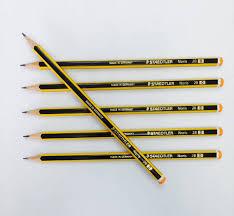 Bút chì gỗ staedtler 120 HB, 2B