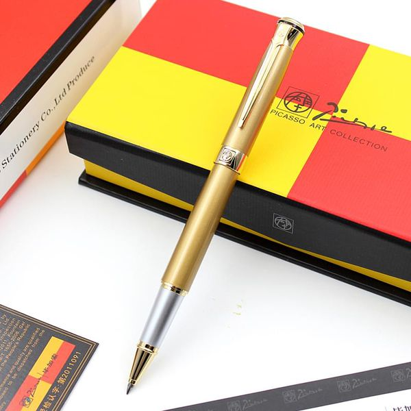 Bút ký cao cấp Picasso Pimio 903R Gold