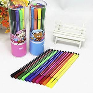 Bút màu nước - 12 màu Deli - 7065