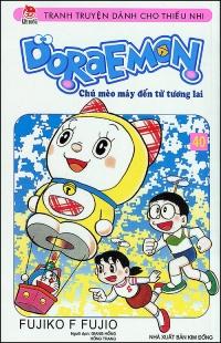 Doraemon truyện ngắn – Tập 40