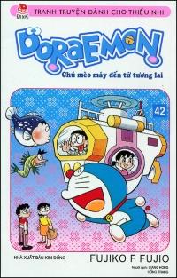 Doraemon truyện ngắn - Tập 42