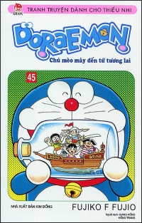 Doraemon truyện ngắn - Tập 45