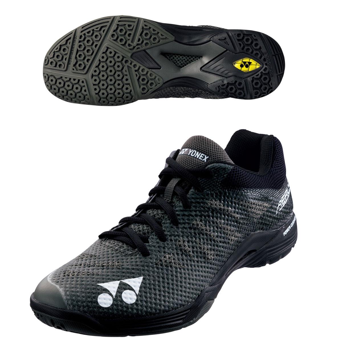 Giày cầu lông YONEX AERUS 3 - Đen (Chính hãng)