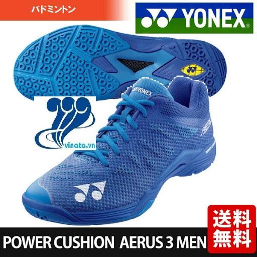 Giày cầu lông YONEX AERUS 3 - Xanh (Chính hãng)