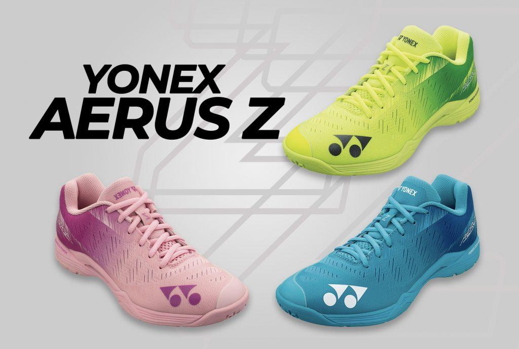 Giày cầu lông YONEX Power Cushion AERUS Z - Hồng (Chính hãng)