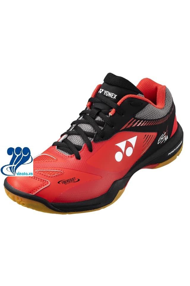Giầy cầu lông YONEX SHB 65X2M - Đỏ đen (Chính hãng)