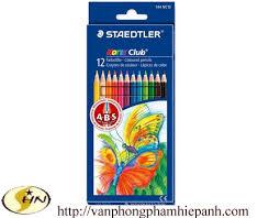 Hộp bút chì 12 mầu STAEDTLER 144 NC12