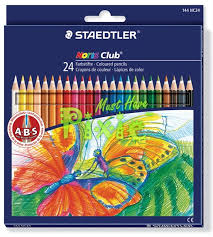 Hộp bút chì 24 màu Staedtler 144 NC24