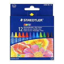 Hộp sáp màu Staedtler Noris 2200 NC12 (Hộp 12 màu)