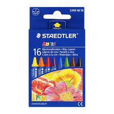 Hộp sáp màu Staedtler Noris 2200 NC16 (Hộp 16 màu)