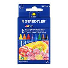 Hộp sáp màu Staedtler Noris 2200 NC8 (Hộp 8 màu)