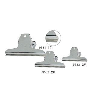 Kẹp inox 145mm Deli - 9531
