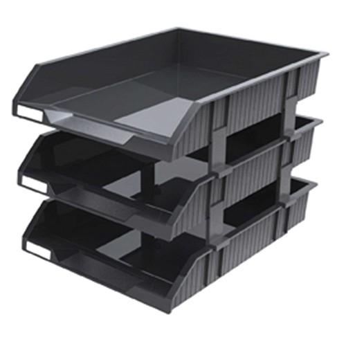 Khay nhựa 3 tầng Deli 9206