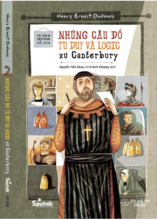 Những câu đố tư duy và lô gíc xứ Canterbury