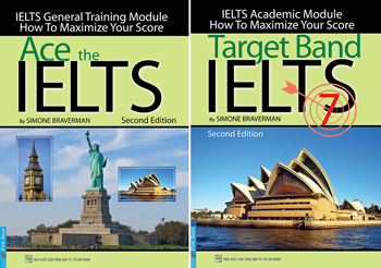 TARGET BAND IELTS VÀ ACE THE IELTS