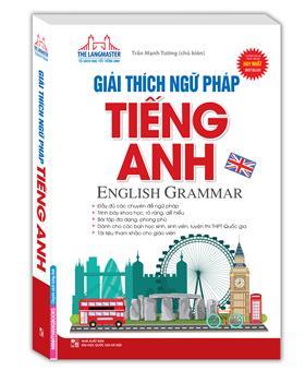 The Langmaster - Giải thích ngữ pháp tiếng Anh English grammar (bìa mềm)