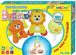 Treo nôi Antona – Những người bạn nhỏ 308