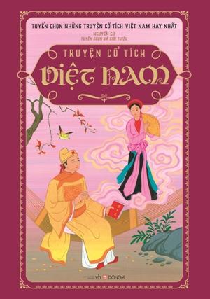 Truyện cổ tích Việt Nam (tái bản 2016, bìa mềm)