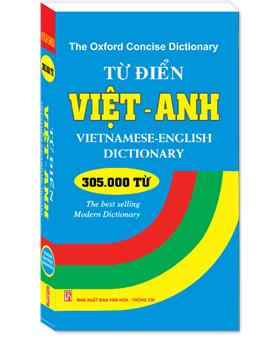 Từ điển Việt Anh 305.000 từ ( Bìa Mềm )
