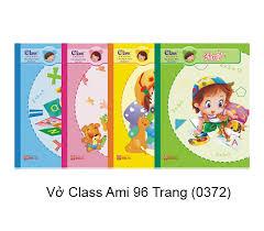 Vở Class Ami 0372